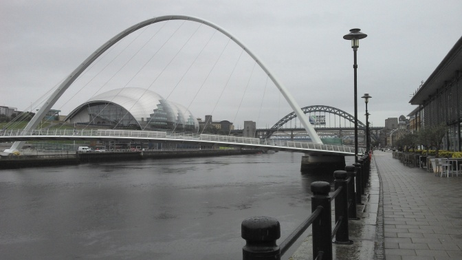 #22: Experience Some Fog-on-the-Tyne